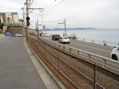 鎌倉高校前交差点